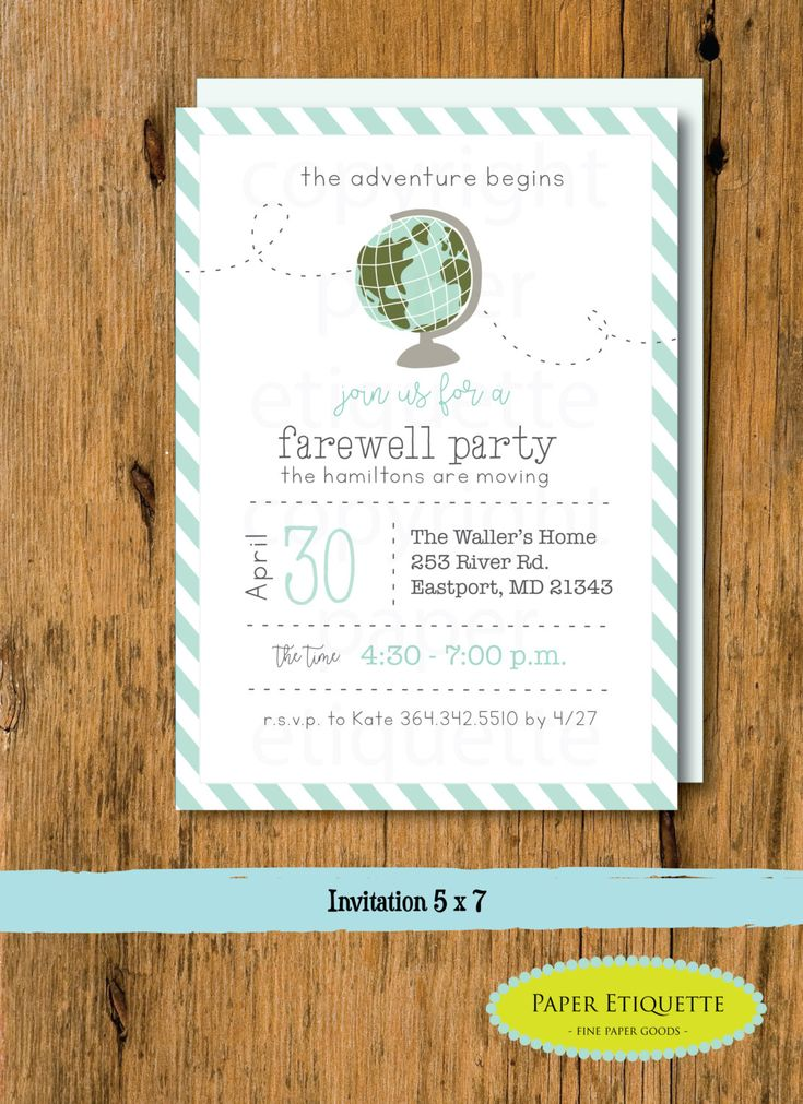 The 25+ best Moving away parties ideas on Pinterest | Moving ...
