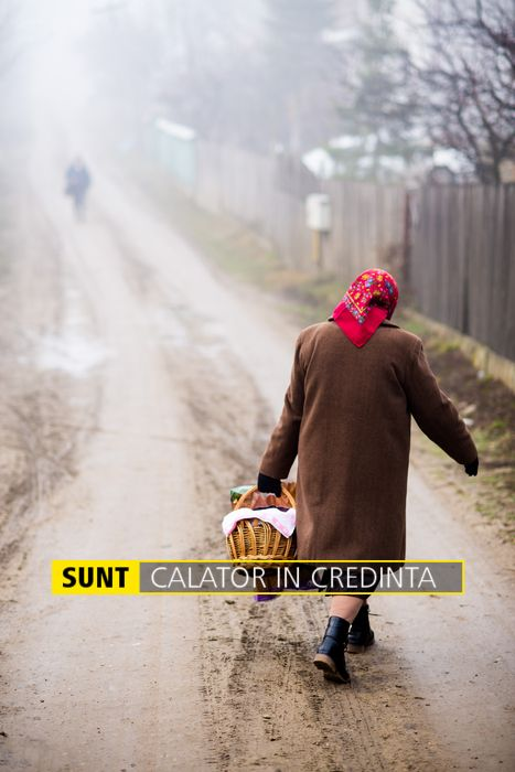 SUNT CALATOR IN CREDINTA