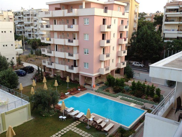 View from the top! #CivitelAttik #Athens #AthensHotels