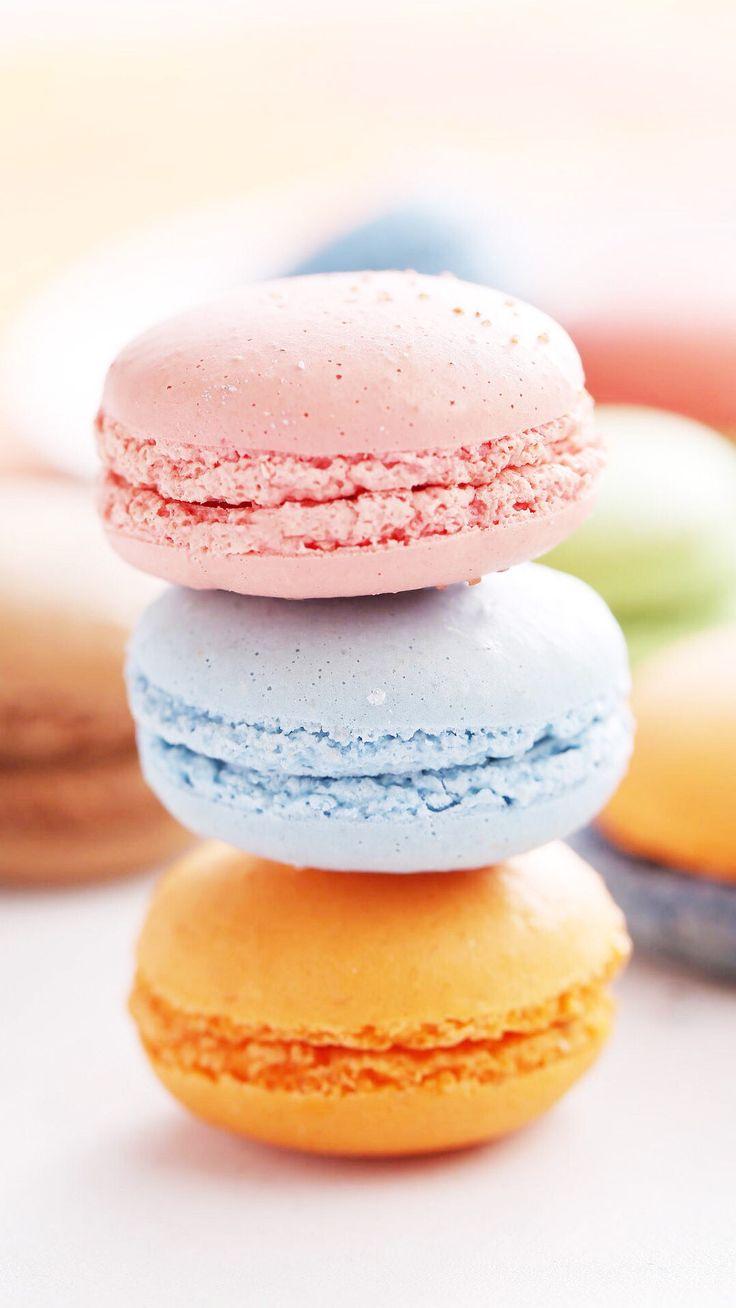 The 25 best macaron wallpaper ideas on pinterest - Pastel macaroons wallpaper ...