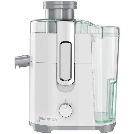 Juiceman Compact Juicer, JM250, White