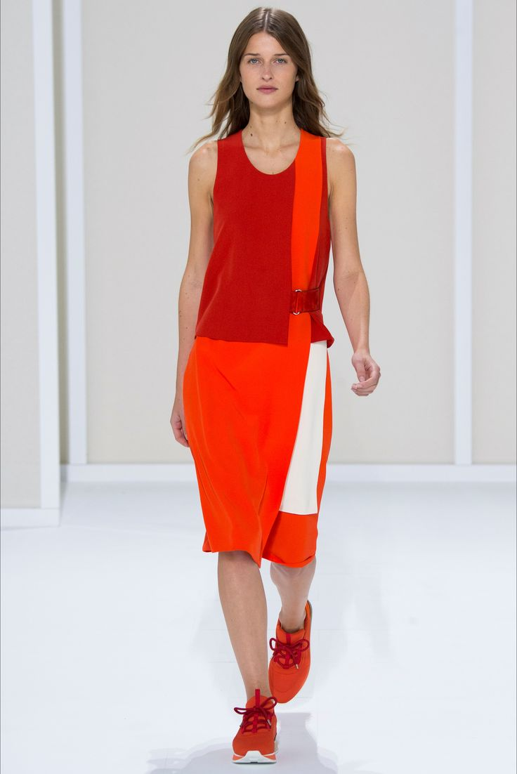 Sfilata Hermès Parigi - Collezioni Primavera Estate 2016 - Vogue