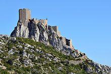 Châteaux du pays cathare — Wikipédia