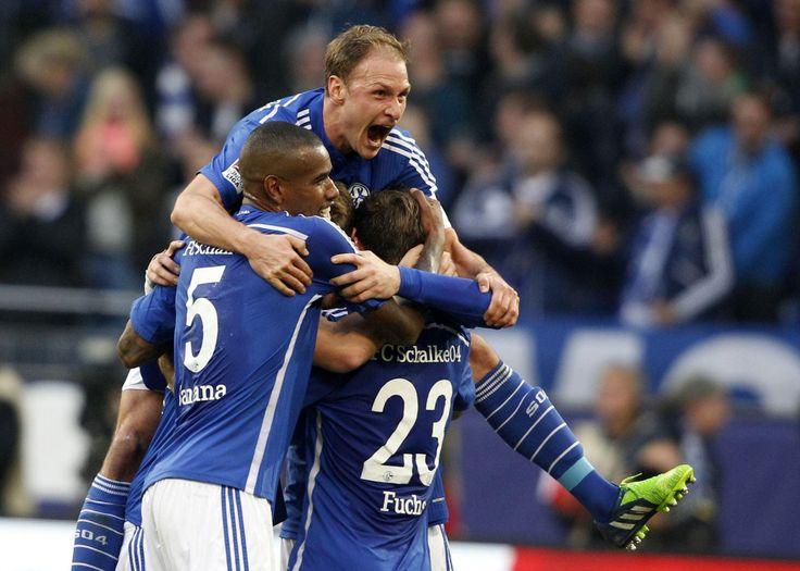 @Schalke team #9ine