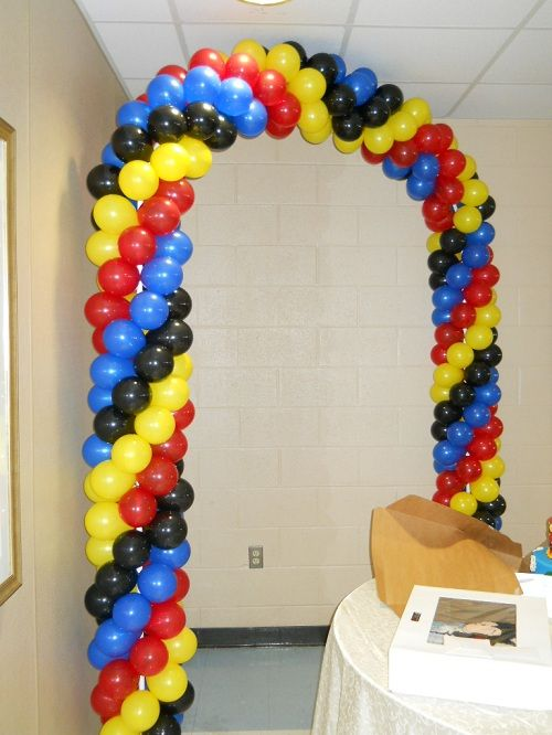 learn how to make a balloon arch our balloon professional will show you how our balloon decorating kits can liven up your next event
