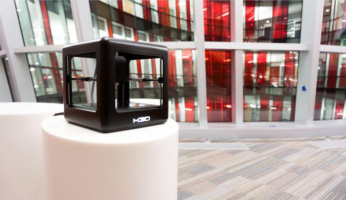 The Micro: The First Truly Consumer 3D Printer by M3D LLC — Kickstarter