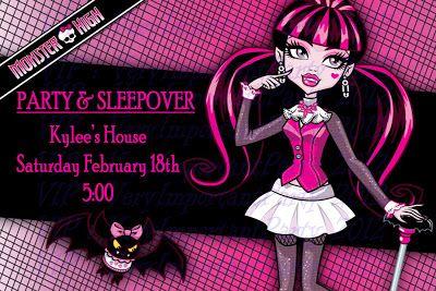 Monster High - Decoración De Fiestas De Cumpleaños Infantiles