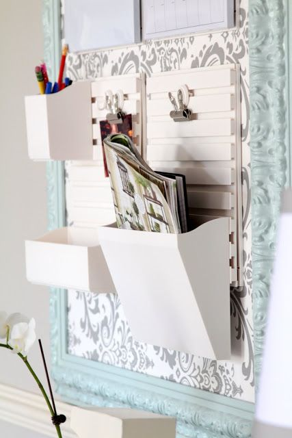 Using Martha Stewart Wall Manager...Top This Top That: Can Organization Be Stylish....You Bet