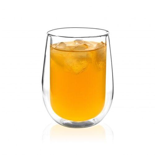 Szklanka z podwójną ścianką Amo 400 ml | 34,90zł