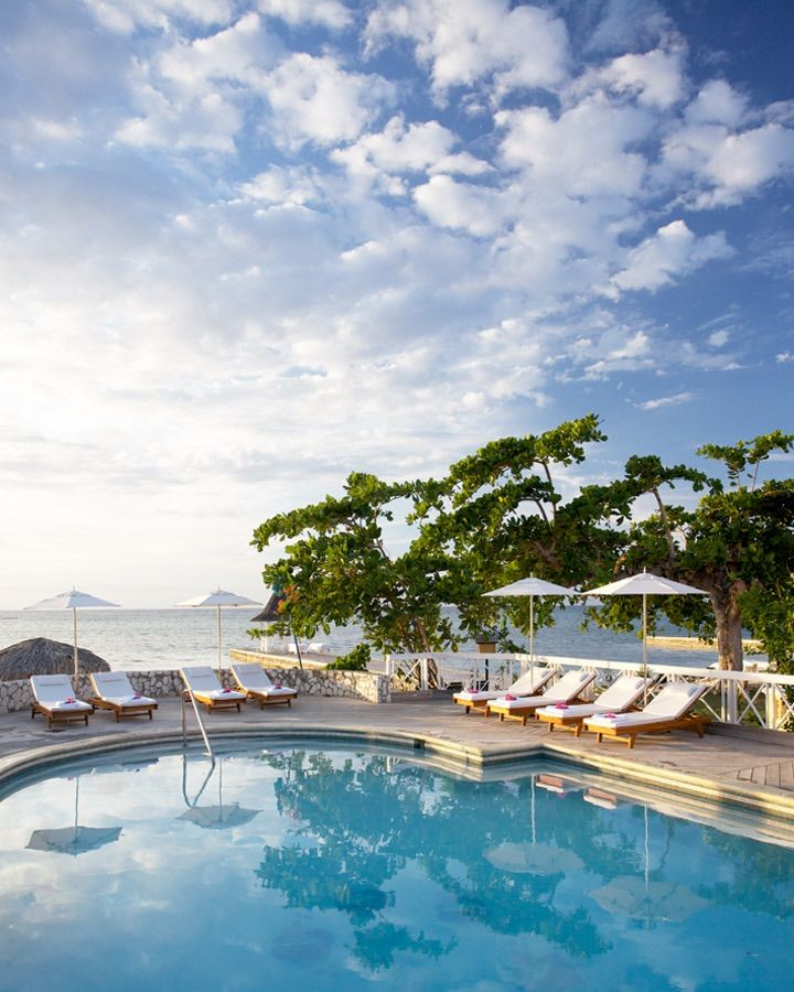 There Are Seven Pools Within Sandals Montego Bay For You To