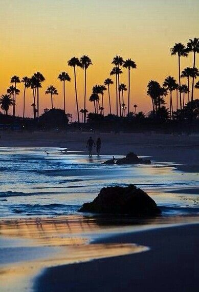 Huntington Beach, California can't wait to go back
