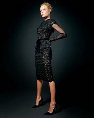 Kate Bosworth in splendid Tom Ford dress