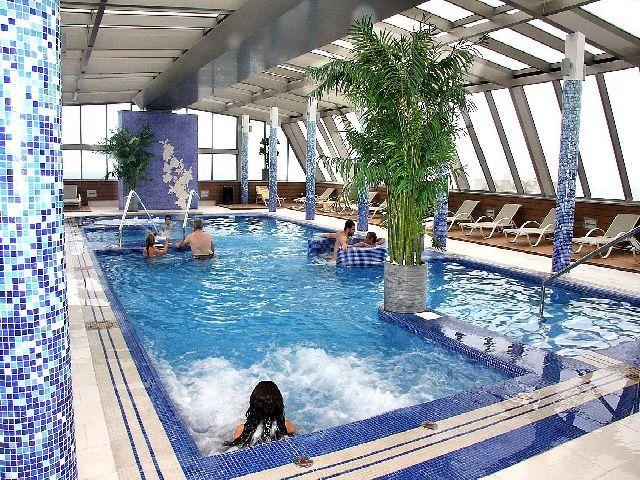 Hotel beatriz atlantis spa puerto de la cruz tenerife canarias wellness spas islas - Hotel atlantis puerto de la cruz ...