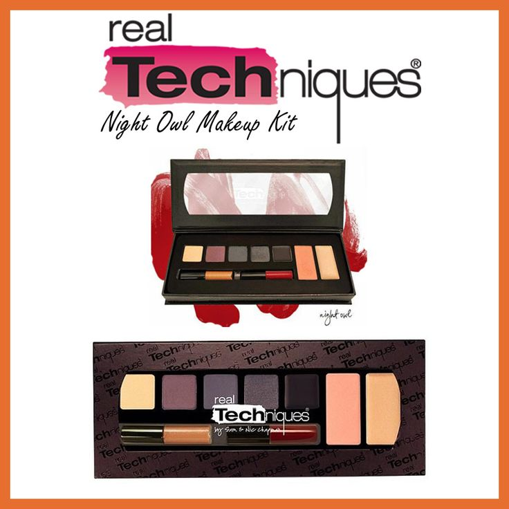 Real Techniques - Night Owl Makeup Kit