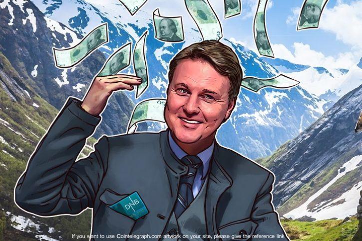 Крупнейший банк Норвегии DNB предлагает отказаться от использования наличных в качестве средства платежа в стране.