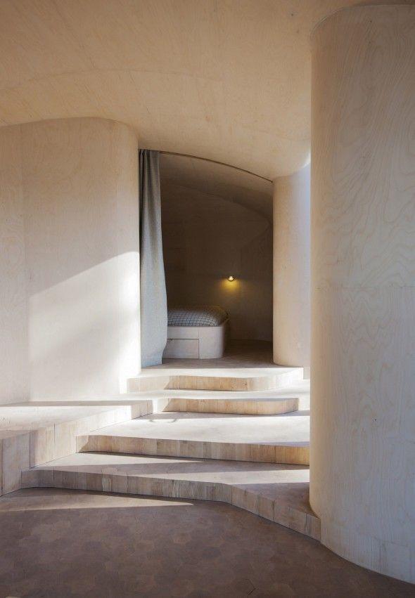 Cabin Norderhov / Atelier Oslo   AA13 – blog – Inspiration – Design – Architecture – Photographie – Art