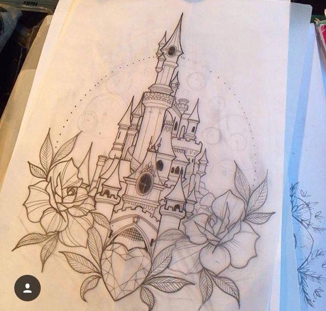 Disney castle More