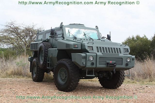 marauder truck | Paramount Group Marauder MPV Mine Protected Vehicle