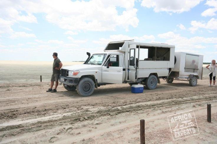 Namibia - safari