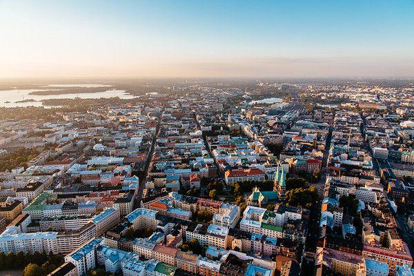 Beautiful Helsinki