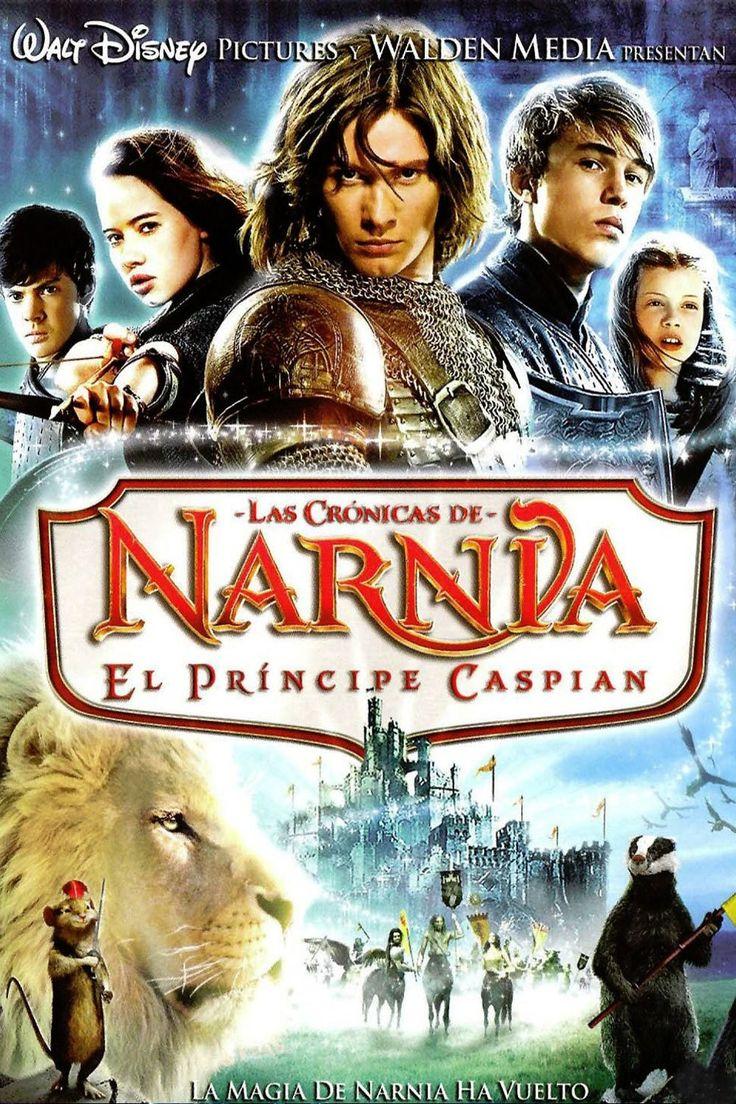 Las crónicas de Narnia: El príncipe Caspian (2008) - Ver Películas Online Gratis…