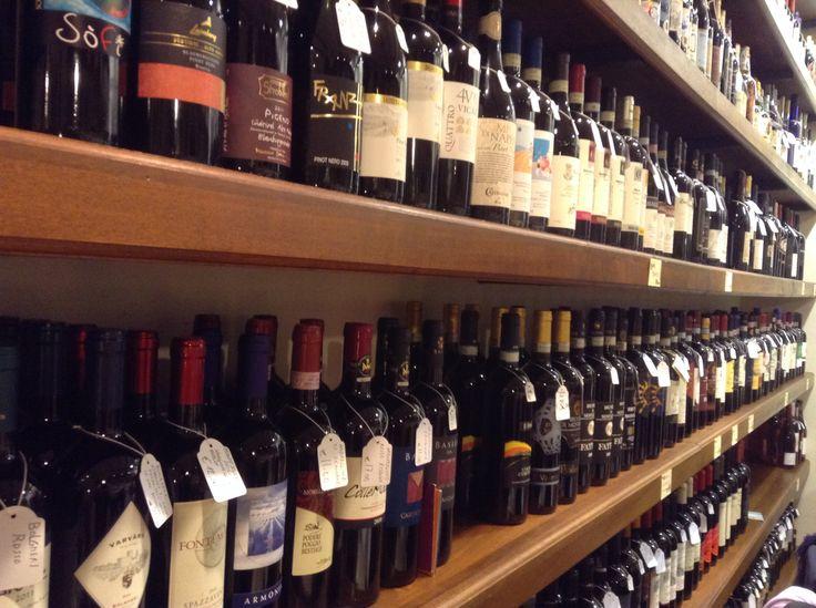 Wine tasting today!