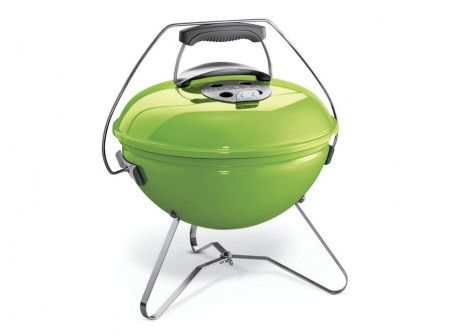 Smokey Joe® Premium portable barbecues are available in a variety of fun and funky colours!