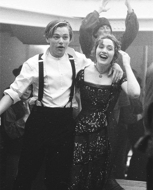 Titanic- only love for this pic