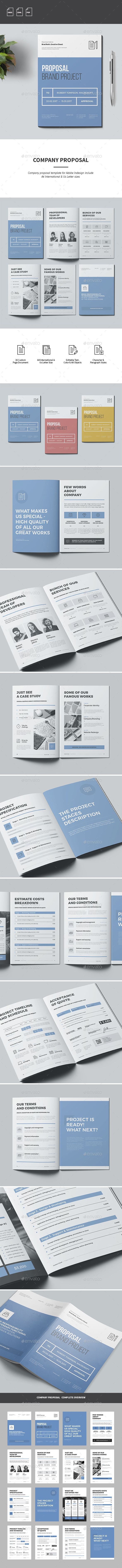 Proposal 122 best Business proposals images on