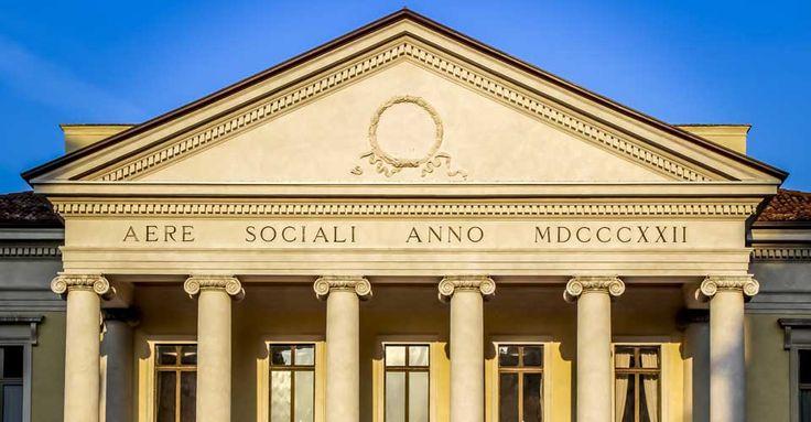Teatro Sociale di Mantova - Home photo and all rights by Davide Borghi