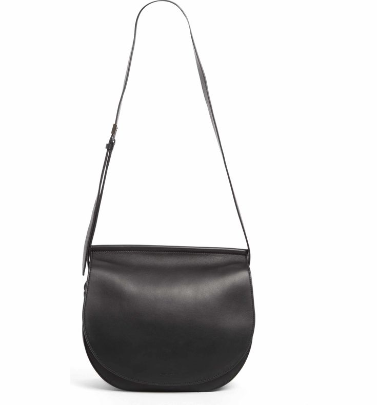 Main Image - Givenchy Infinity Calfskin Leather Saddle Bag