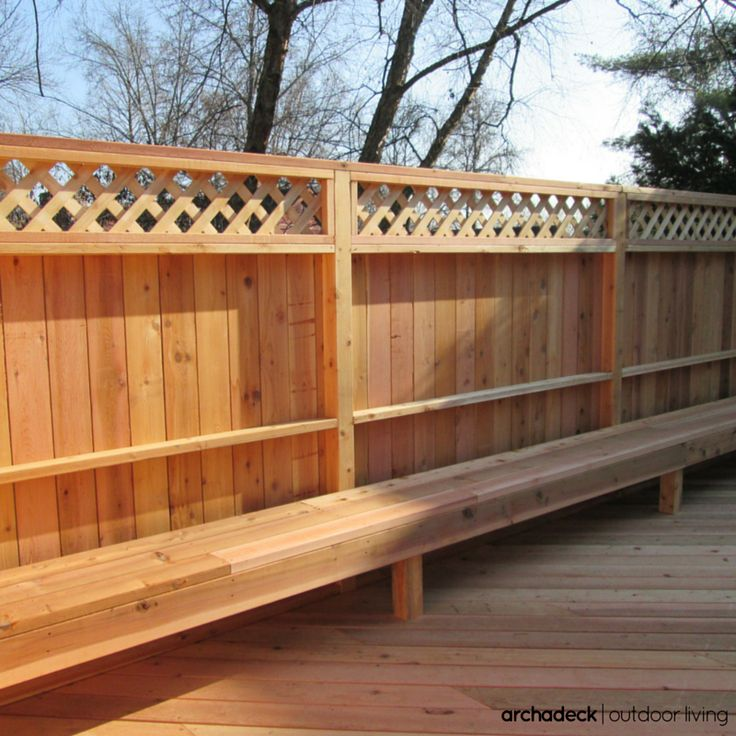 Privacy Ideas For Backyard Decks: 67 Best Images About Fence Ideas For Backyard Privacy On