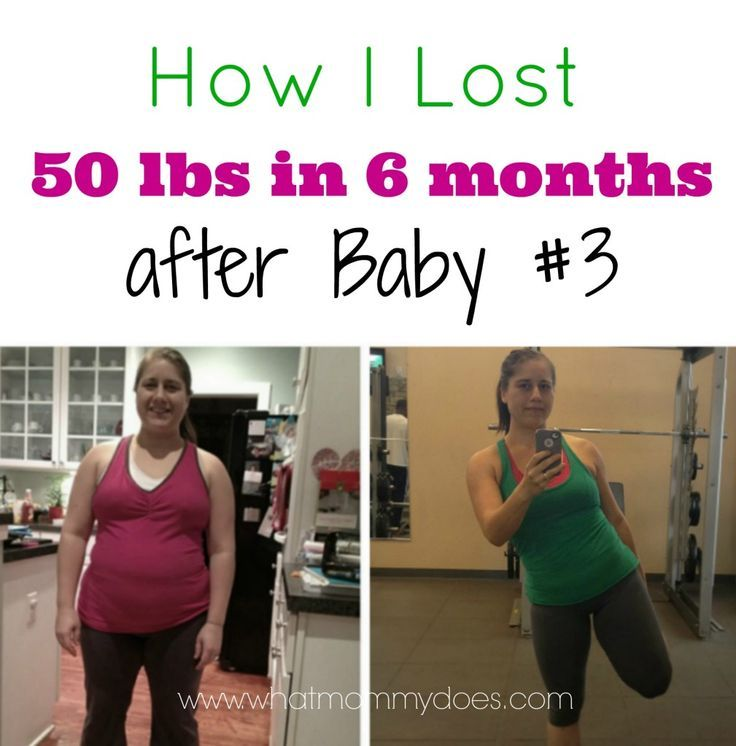 post baby weight loss blogger
