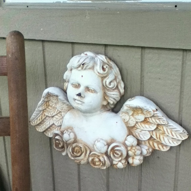 My Garden Shed Angel