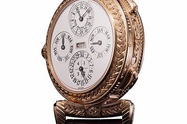 There was no other way for Patek Philippe to culminate its 175th Anniversary offerings than by unveiling its most complicated wristwatch to date. This is the Grandmaster Chime Ref. 5175R – a unique reference that brings us completely novel complications in watchmaking. News like this is music to every Patek-lover's ears, literally, and today, we'll break this $2.6 million dollar mega complication down for you.