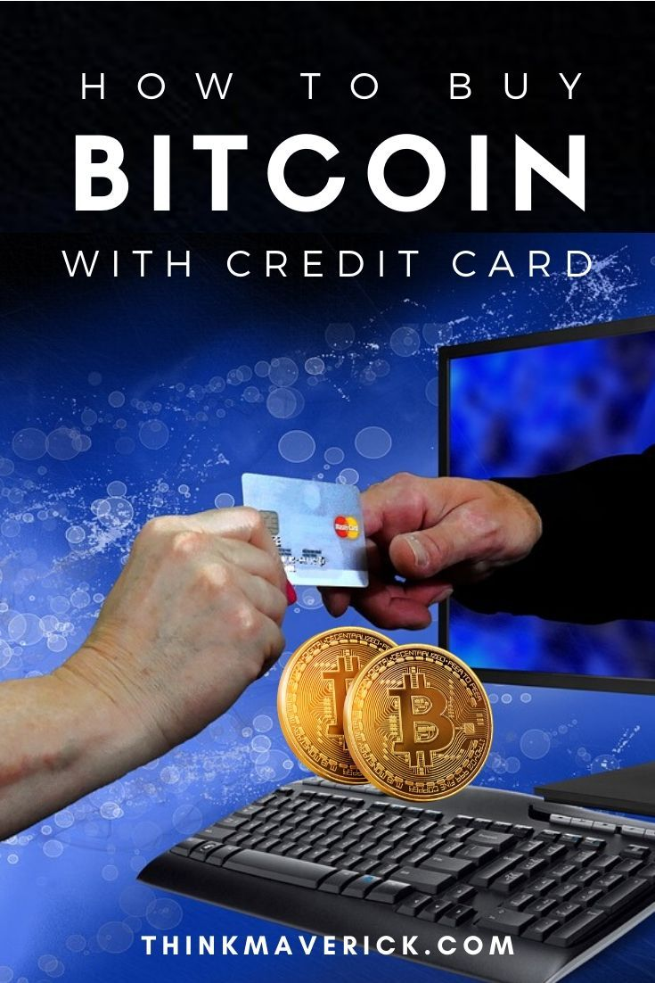 How To Buy Bitcoin With Credit Card Or Debit Card Thinkmaverick My Personal Journey Through Entrepreneurship Prepaid Credit Card Buy Bitcoin Bitcoin