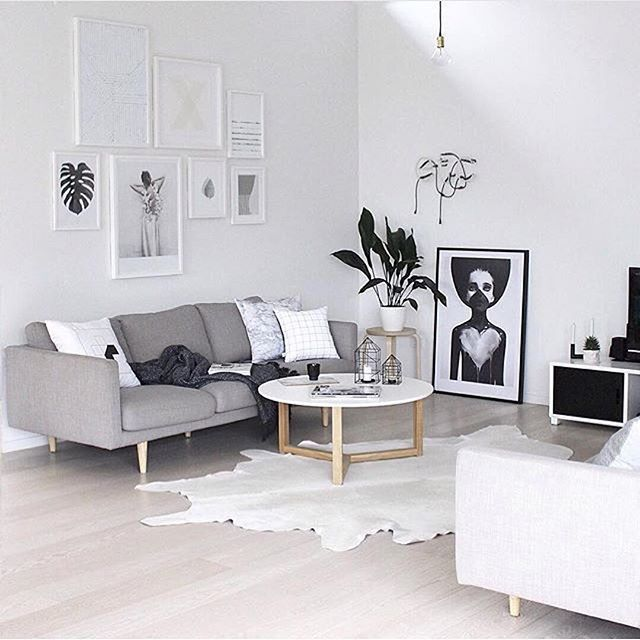 I am so in love with this living room by the one and only @thedesignchaser - so…