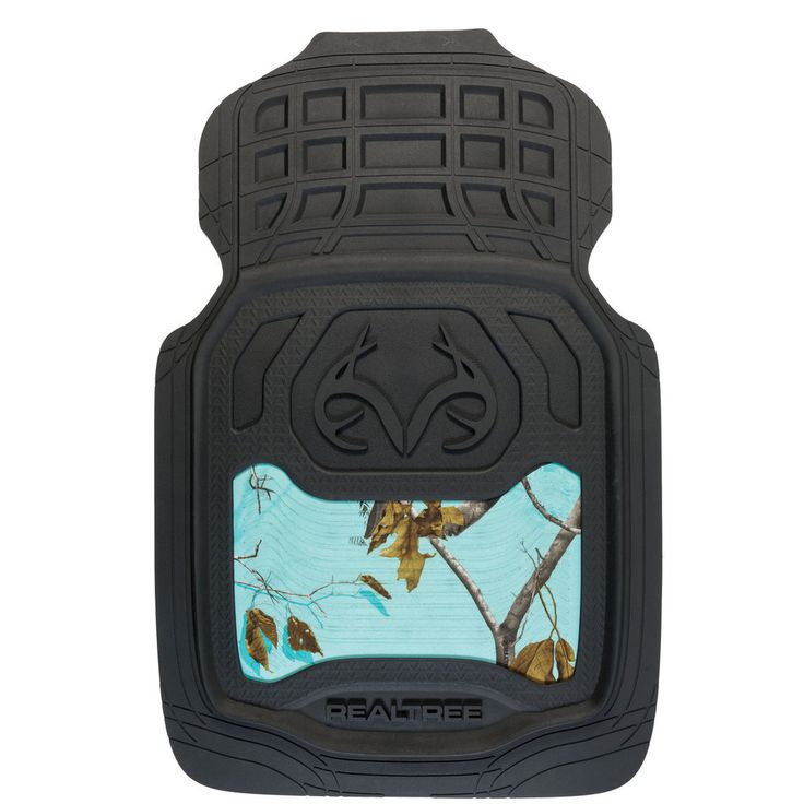 Realtree Mint Front Floor Mats Front Image