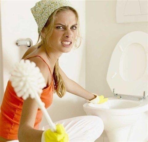 4 простых способа поддержания туалета в чистоте 0
