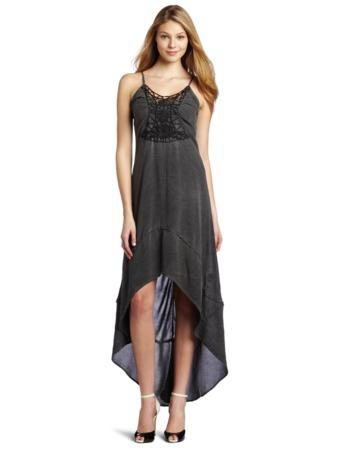 Gypsy 05 Women's Hi Low Strap Dress