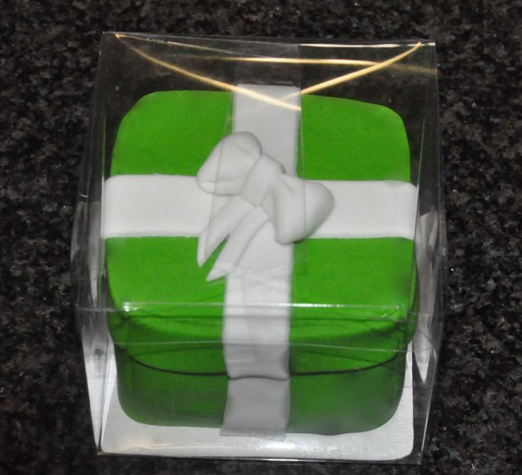 Corporate Gift Box Mini Cakes individually packaged