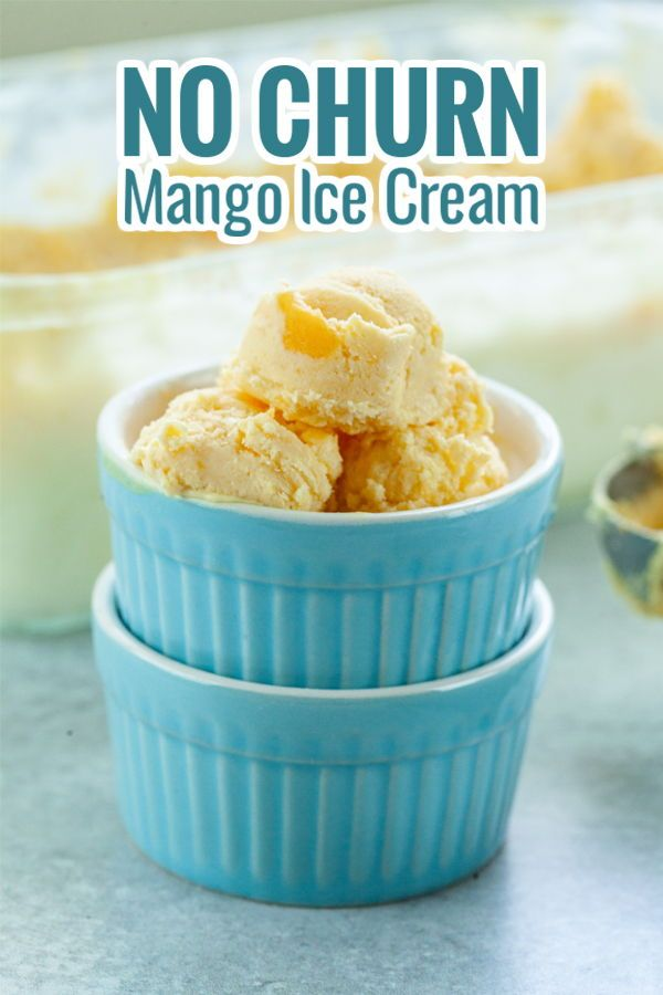 Filipino Mango Ice Cream Simply Bakings Recipe In 2020 Mango Ice Cream Recipe Mango Ice Cream Homemade Ice Cream