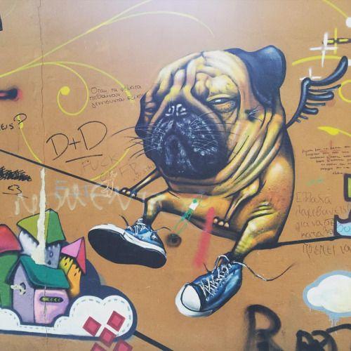 worldfromwhereistand:  #puglife #thessaloniki  (at Thessaloníki, Greece)