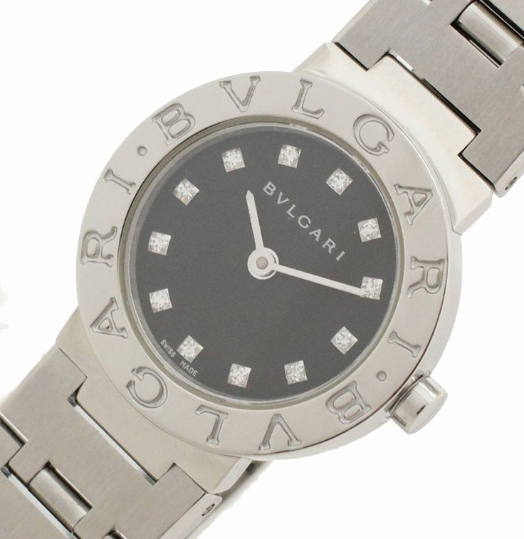 【 #BVLGARI #ブルガリ #ブルガリブルガリ #BB23 SS 12Pダイヤ クオーツ レディース時計】この商品はブルガリの代表的モデルの一つ「ブルガリブルガリ」で、文字盤に12ポイントの #ダイヤ が入った豪華な時計です。画像をクリックして頂きますと、詳細ページをご覧頂けます。 #セブンマルイ質店 TEL06-6314-1005