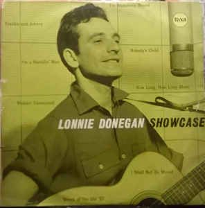 Lonnie Donegan - Showcase (Vinyl, LP, Album) at Discogs