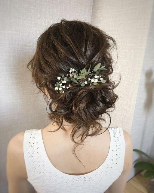 BeyazBegonvil: Natürliche Brautfrisuren   – hairstyles & Makeup