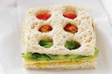 Traffic light sandwich #cars #party