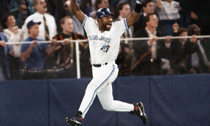 Joe Carter, OF, Toronto Blue Jays