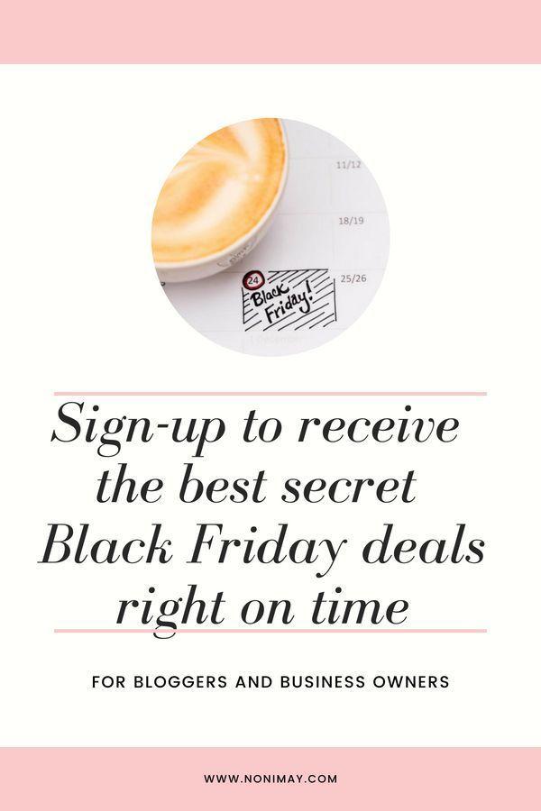 En Black Friday Software Deals 2018 Noni May Black Friday Black Friday Deals Black Friday Hacks
