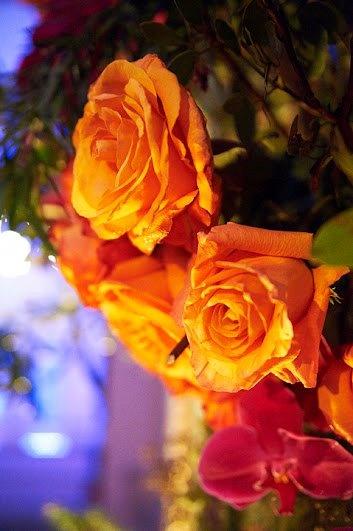 Stunning Indian #wedding flowers